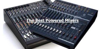 Mixer liền công suất