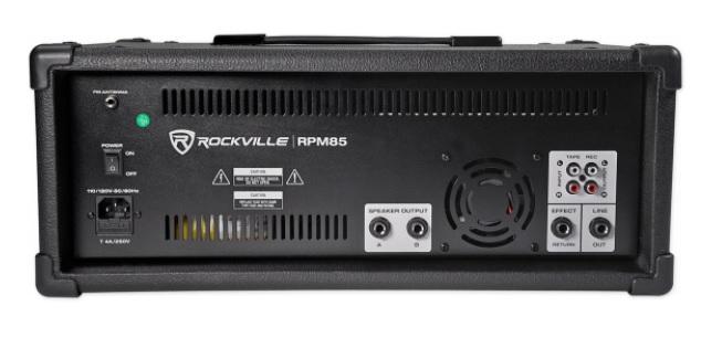 RPM85 có 8 kênh