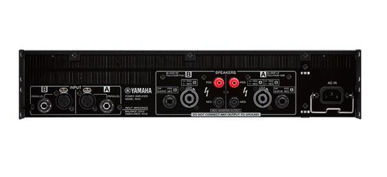 Yamaha PX10 mặt sau