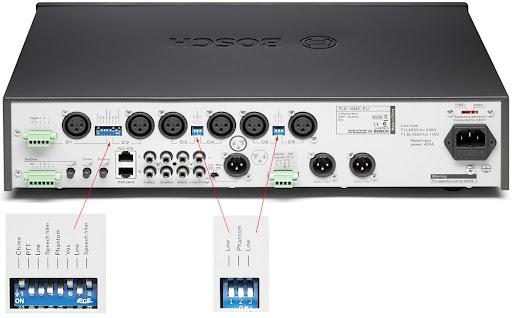 Bộ trộn Bosch Plena PLE-10M2-EU