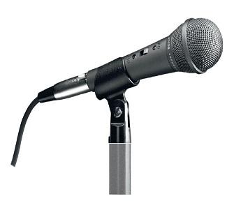 micro cầm tay Bosch LBC290020