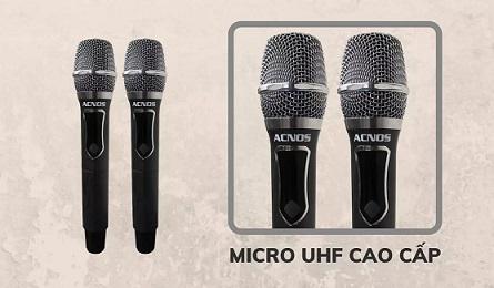 ACNOS KBEATBOX CB403G micro cực nhạy