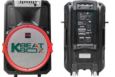 Acnos KBeatbox CB39KE thiết kế đẹp