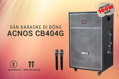Acnos Kbeatbox CB404G chính hãng giá rẻ