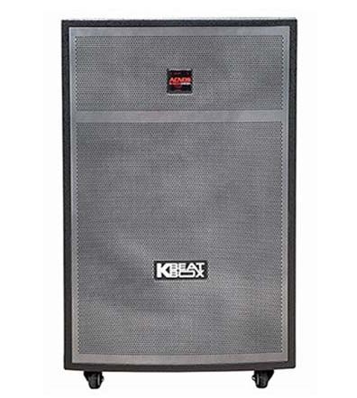 Dàn karaoke di động Acnos Kbeatbox CB404G 1