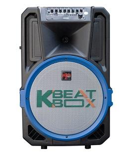 Loa kéo Acnos KBeatbox CB15E cao cấp