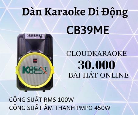 Acnos KBeatbox CB39ME chính hãng