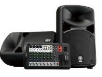 Hệ thống loa Yamaha StagePas 600BT
