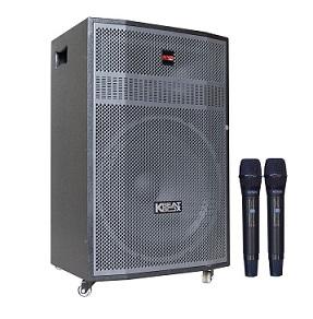 Dàn karaoke di động Acnos KBeatbox CB55G 1