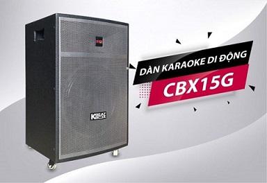 KBeatbox CBX15G cao cấp giá rẻ