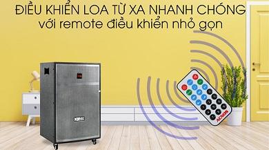 KBeatbox CBX15G kết nối đa dạng