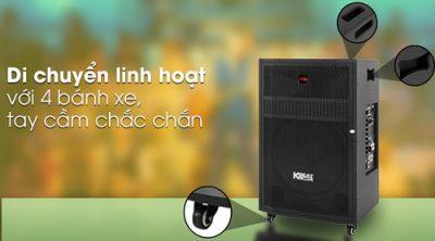 Dàn karaoke mini Acnos KBeatbox CBZ16G 3