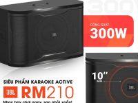 Loa JBL RM210