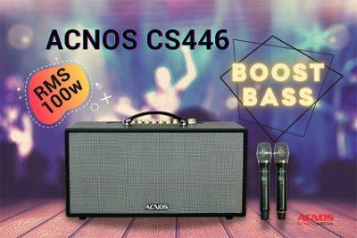 Loa kéo Acnos CS446 chất lượng cao