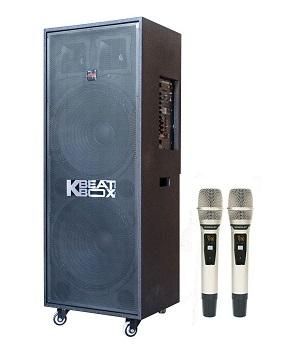 Dàn âm thanh Acnos KB82 công suất lớn
