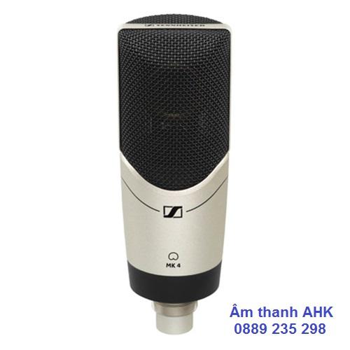 Micro Sennheiser MK 4 Digital giá tốt